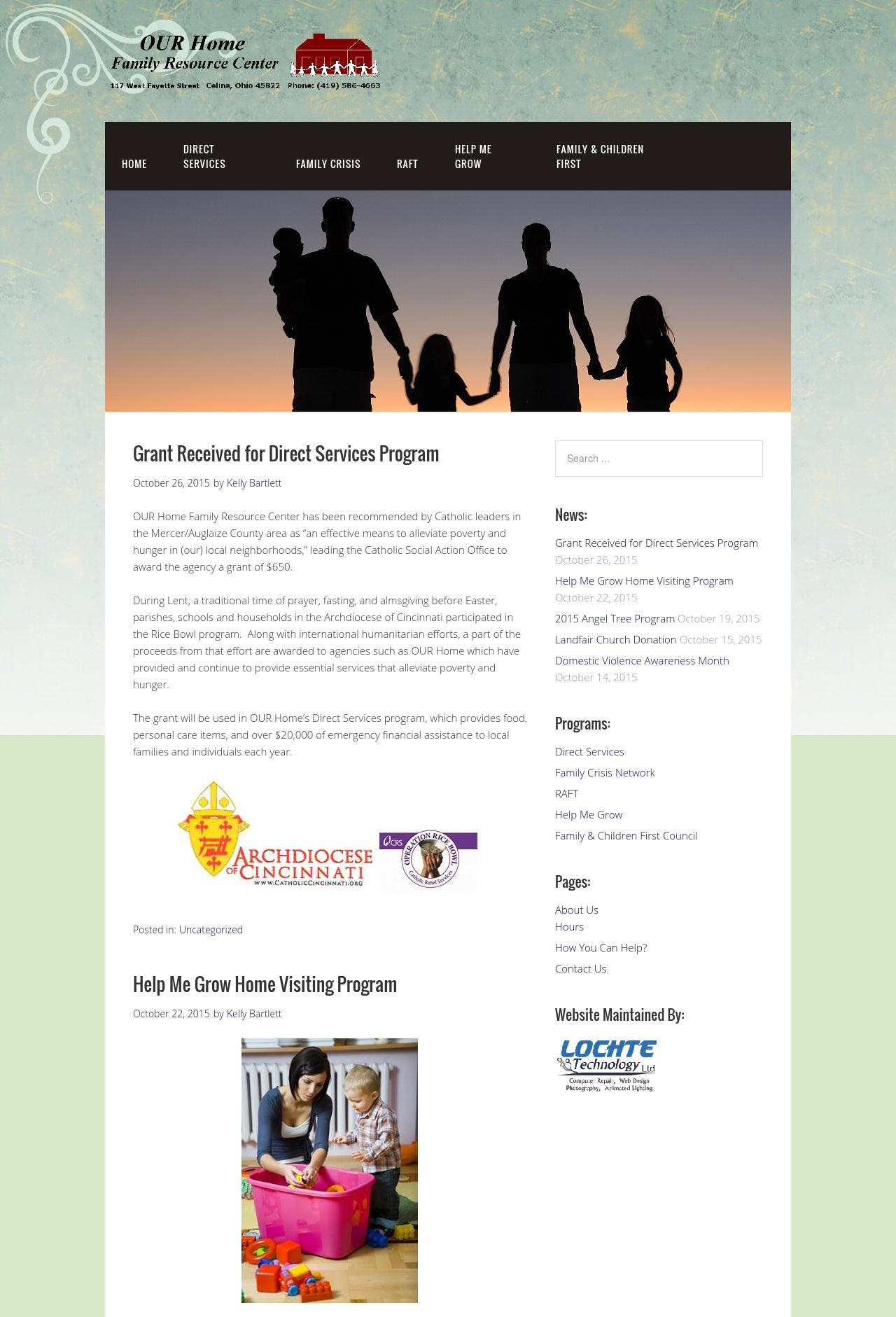 Our Home Family Resource Center
