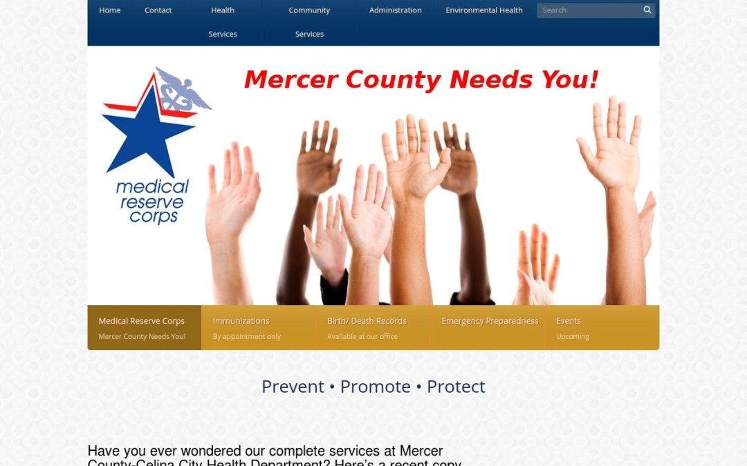 Mercer County Health Department