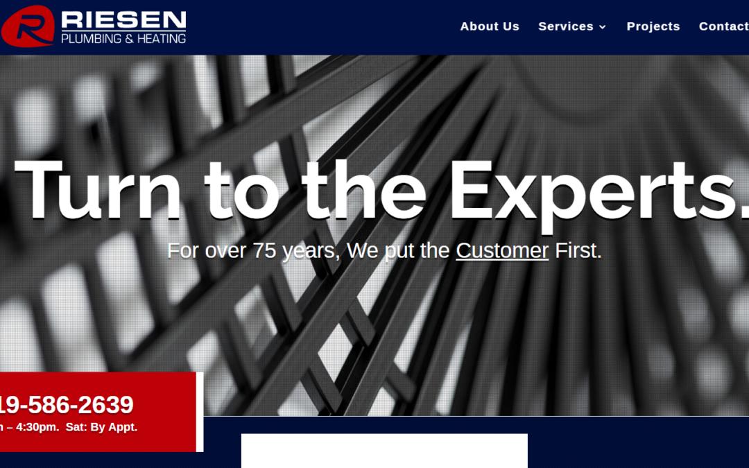 Riesen Heating and Plumbing Inc.
